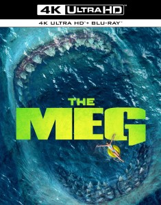 The Meg 4K UHD+Blu-Ray - Y34938 BDW