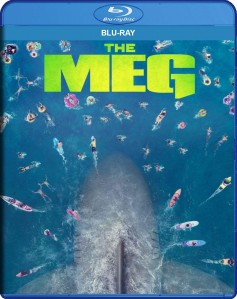 The Meg Blu-Ray - Y34936 BDW