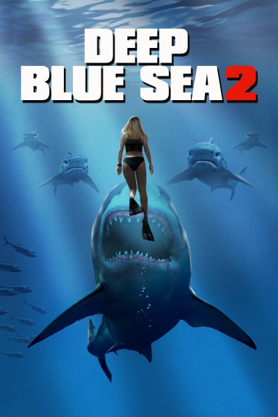 Deep Blue Sea 2 [DVD]