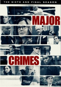 Major Crimes: Season 6 DVD - Y34876 DVDW
