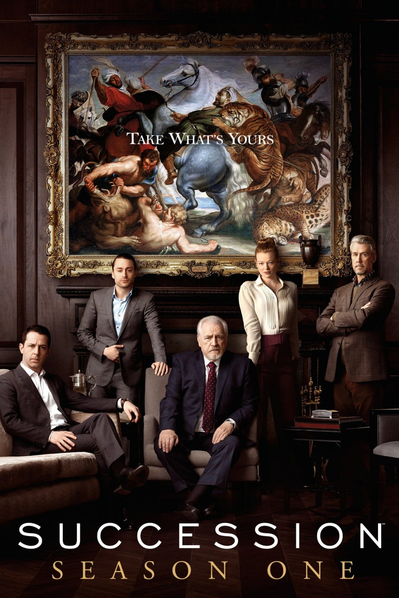 Succession: Season 1 DVD - Y34973 DVDW