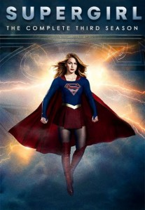 Supergirl: Season 3 DVD - Y34965 DVDW
