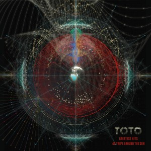 Toto - Greatest Hits: 40 Trips Around the Sun CD - 88985469912