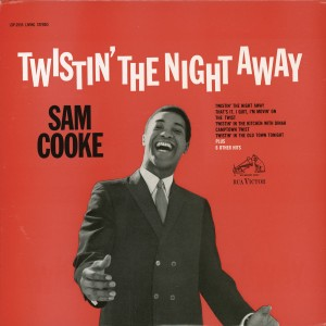 Sam Cooke - Twistin' the Night Away VINYL - 19075817631