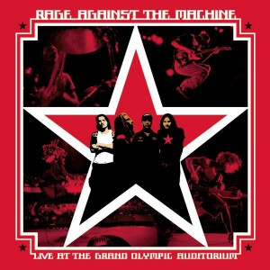 Rage Against The Machine - Live At the Grand Olympic Auditorium VINYL - 19075844061