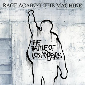 Rage Against The Machine - The Battle of Los Angeles VINYL - 19075851191