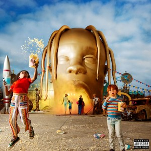 Travis Scott - ASTROWORLD VINYL - 19075888361