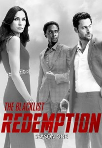 The Blacklist: Redemption: Season 1 DVD - 10229331