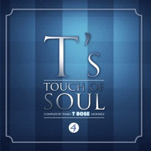 T-Bose - T's Touch Of Soul Vol.4 CD - SLCD 1821