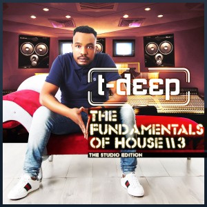 T-Deep - Presents: Fundamentals of House Vol. 3 CD - SLCD 1814
