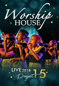 Worship House - 2018 Live Project 15 DVD - WHPDVD524