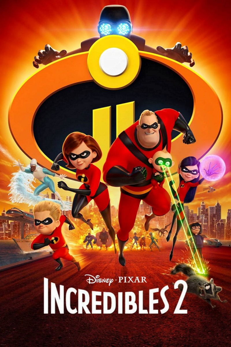 Incredibles 2 DVD - 10229282