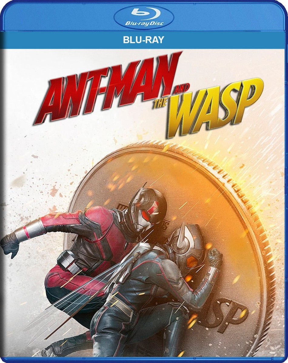 Ant-Man and the Wasp Blu-Ray - 10229286