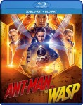 Ant-Man and the Wasp 3D Blu-Ray+Blu-Ray - 10229290