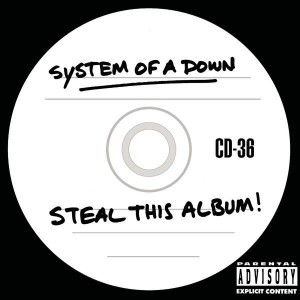 System Of A Down - Steal This Album! VINYL - 19075865621