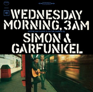 Simon And Garfunkel - Wednesday Morning, 3 A.M. VINYL - 19075874951