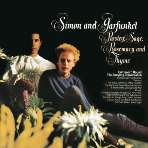 Simon And Garfunkel - Parsley, Sage, Rosemary and Thyme VINYL - 19075874961