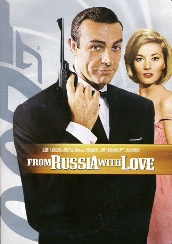 007 James Bond From Russia With Love Dvd Echo S