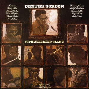 Dexter Gordon - Sophisticated Giant VINYL - 19075851841