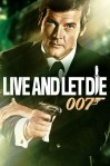 007 James Bond: Live and Let Die DVD - 16192 DVDM