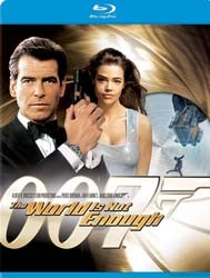 007 James Bond: The World Is Not Enough Blu-Ray - 29261 BDF
