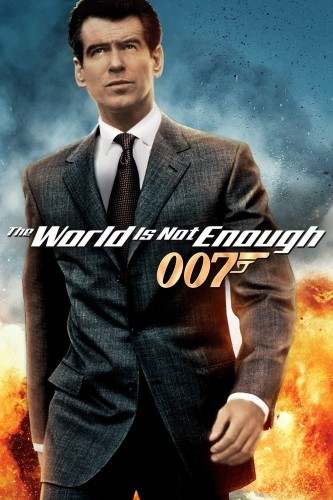 007 James Bond: The World Is Not Enough DVD - 15767 DVDM