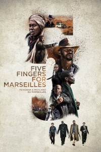 Five Fingers for Marseilles DVD - SIDD-022