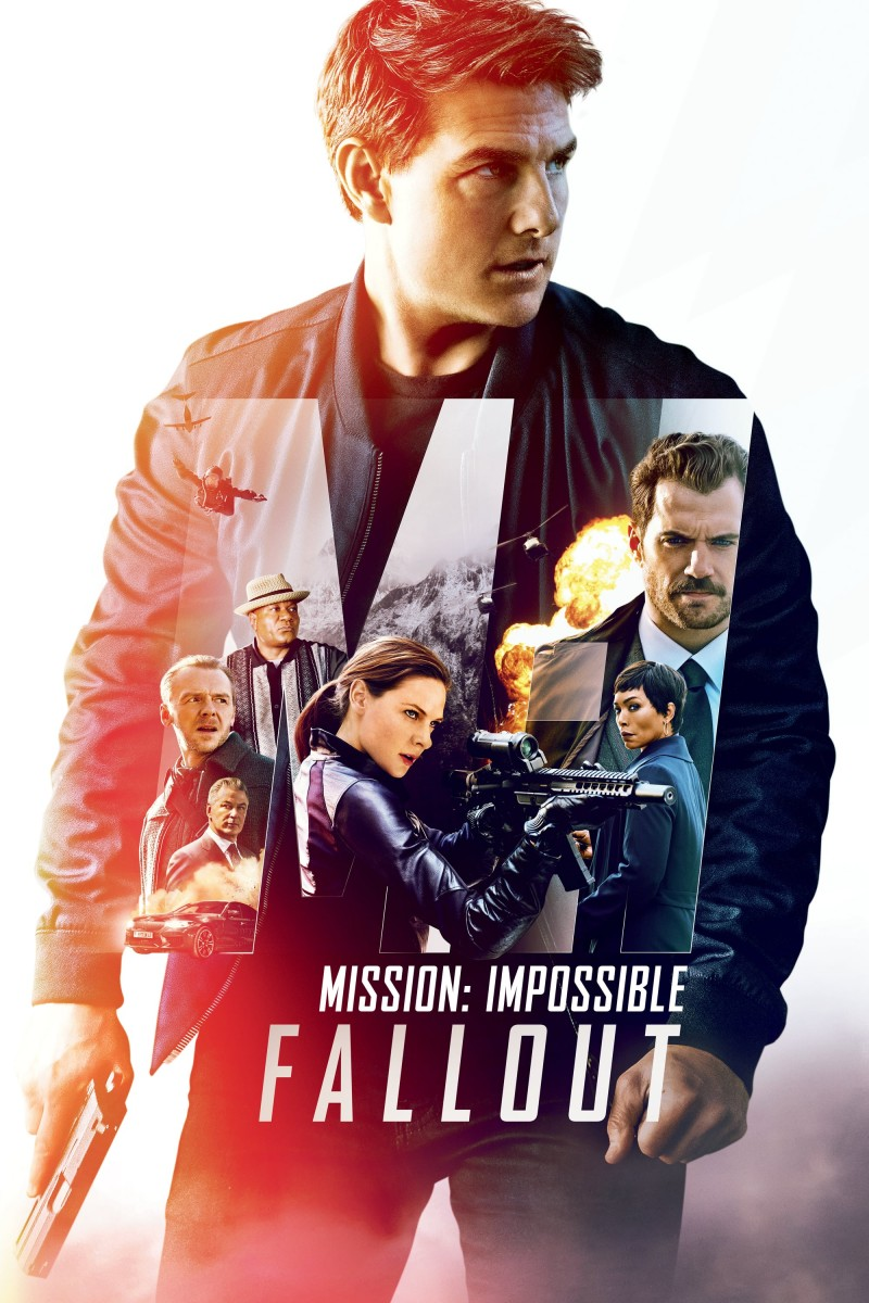 Mission: Impossible - Fallout DVD - EL148725 DVDP