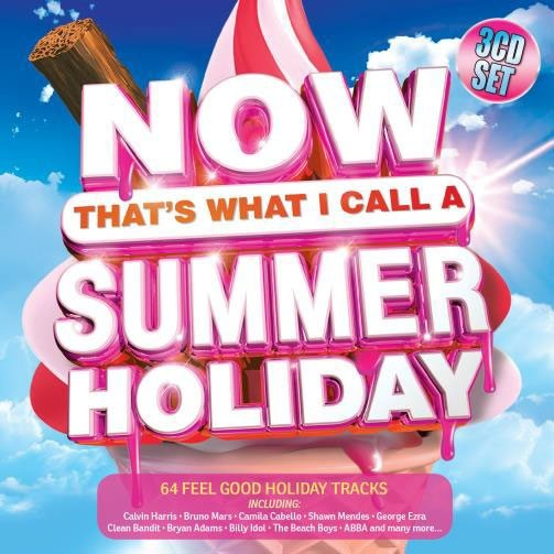 Now That's What I Call Summer Holiday CD - CDBSP3392