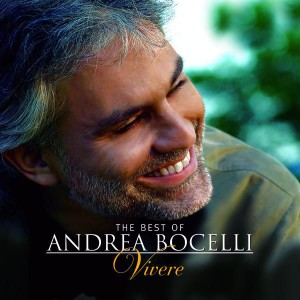 Andrea Bocelli - The Best of - Vivere CD - STARCD 7160
