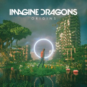 Imagine Dragons - Origins (Deluxe Edition) CD - 06025 7718976