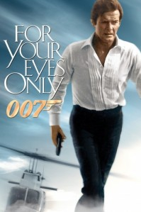 007 James Bond: For Your Eyes Only DVD - 16172 DVDM