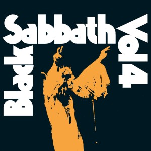 Black Sabbath - Vol. 4 CD - 06025 2716857