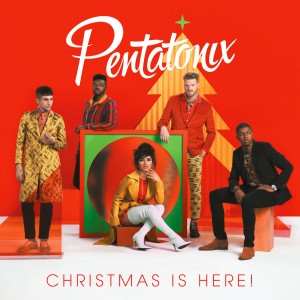 Pentatonix - Christmas Is Here! CD - CDRCA7558
