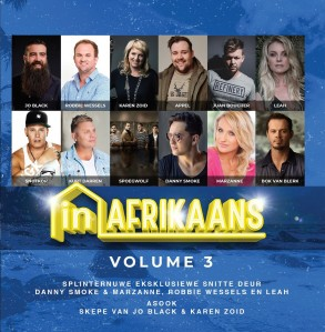 In Afrikaans Vol. 3 CD - IHMCD 029