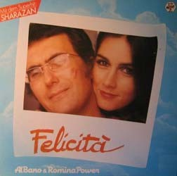 Al Bano And Romina Power  - Felicita CD - 297097