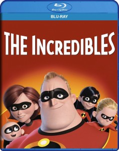 The Incredibles Blu-Ray - 10218778