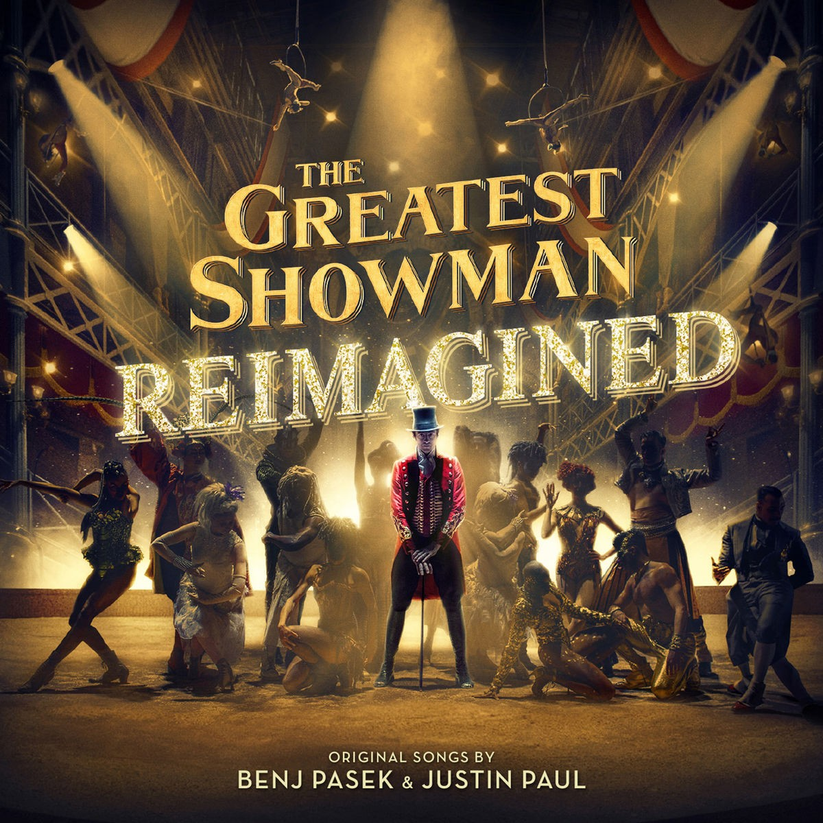 The Greatest Showman: Reimagined CD - ATCD 10447