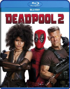 Deadpool 2 Blu-Ray - BDF 83292/STD