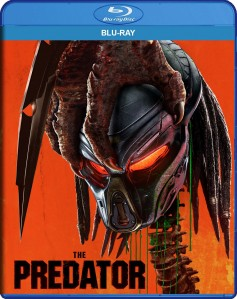 The Predator Blu-Ray - BDF 82864