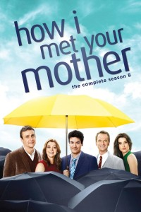 How I Met Your Mother: Season 8 DVD - 56680 DVDF