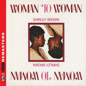 Shirley Brown - Woman to Woman VINYL - STX4135