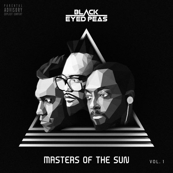 The Black Eyed Peas - MASTERS OF THE SUN VOL. 1 CD - 06025 7711277