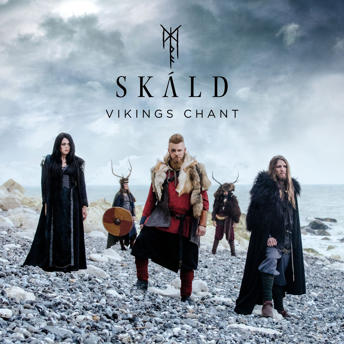 SKÁLD - Vikings Chant CD - 06025 6777764