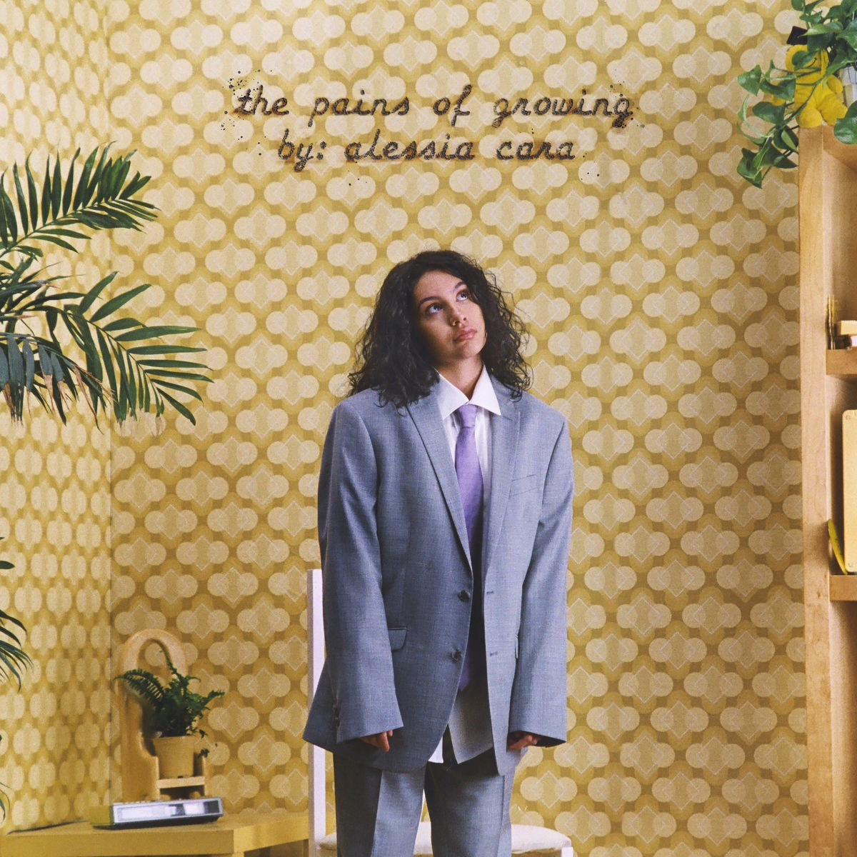 Alessia Cara - The Pains of Growing CD - 06025 7711218