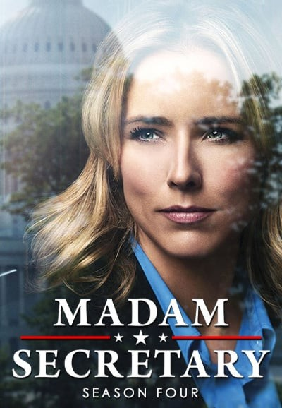 Madam Secretary: Season 4 DVD - EU145308 DVDP