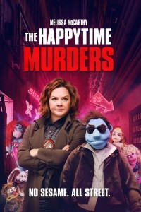 The Happytime Murders DVD - 04307 DVDI