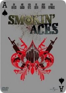 Smokin' Aces (Steelbook) Blu-Ray - BDU 45100SBFP