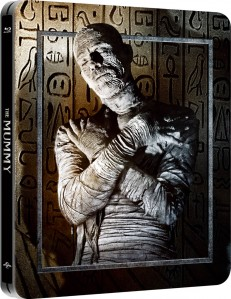 The Mummy (Steelbook) Blu-Ray - BDU 25545SBFP