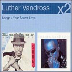Luther Vandross - Songs / Your Secret Love CD - 2CDBOX15